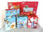 Christmas Disney Gift Bags Mickey Minnie Mouse Winnie the Pooh Donald Daffy Duck