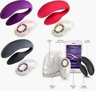 WEVIBE - we vibe 4 plus Massager Couple Rechargeable Use Remote Control Or Sma