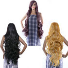 "40"" Long curly wave Lolita Cosplay Fashion hair heat resistant Full anime wig"