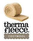 Cosy Wool from Thermafleece, Natural Sheeps Wool Insulation Rolls (1 pack)
