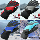 New Outdoor Sports Thermal Unisex Waterproof Gloves for Men Women Ski Snowboard