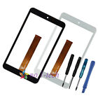 Touch Screen Digitizer Glass Replacement For Asus Memo Pad 8 ME181C ME181 +Tools