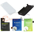 QI Wireless Charging Charger Receiver Pad Coil for Samsung Galaxy s3 s4 iPhone 5
