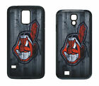 Cleveland Indians Samsung Galaxy S3/S4/S5 Note 3/Note 4 Plastic Cell Phone Case