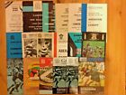 Cardiff Rugby Programmes 1946 - 1997