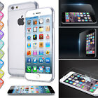 iPhone 6/6 Plus 5s TPU Case Cover Bumper Schutz Hülle Silikon Tasche TRANSPARENT