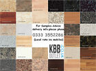Bushboard Prima Worktops Crystal Matte 4.1m 4100 10 year guarantee - SEE MAP!!!!