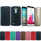 TPU Leather Card Slot Pocket Wallet Flip Folio Case Cover For LG G Vista VS880