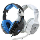 HIFI Stereo USB Gaming Headset 7.1 Glittering Light 6 Color W/Mic for PC laptop