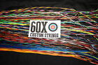 60X Custom Strings String and Cable Set for 2009 Diamond Ice Man Bow Bowstring