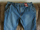 "Arizona Jeans Men's Work Wear Straight Leg Jeans Waist Sizes 34 36 38 40 ""NEW"""