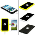Wireless Qi Charger Pad for Nexus 4 Lumia 920 HTC 8X DNA Note II I9300 S3 Tide