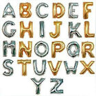 """16"""" Silver & Gold Letter&Number Foil Balloons Birthday Wedding Party Decoration"""