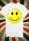 Smiley Face Funny Instagram Tumblr Fashion T Shirt Men Women Unisex 1721