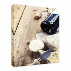 Red wine and cheese Canvas Art Cheap Wall Print Home Interior