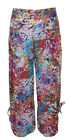 Quelque by FILO Floral Print Resort Pants New SIZES 8 10 12 14 16 18