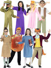 Kids Roald Dahl Book Week Character Childrens Boys Girls Fancy Dress Up Costume
