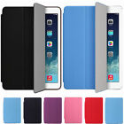Smart Magnetic Stand Flip Cover + Frosted Back Case For Apple iPad Mini 1 2 3 UK