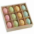 Design Imports Painted Easter Eggs - Choose Your Color (22362)