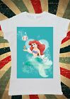 Disney Little Mermaid Ariel Princess Sea Tumblr Women T-Shirt Vest Tank Top W059
