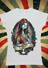 Disney Princess Sally Skellington Before Women T-Shirt Vest Tank Top W130