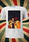 Disney Lady and the Tramp Pasta Love Kiss Tumblr T Shirt Men Women Unisex 109