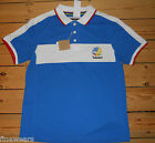 Timberland Polo Shirt Top Tee Mens Cotton  L & XL  Blue New With Tags Authentic