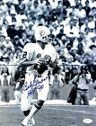 "Bob Griese Miami Dophins ""Hof 90"" Signed 11x14 Photo JSA"