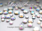 Hot Fix Iron-On Crystal AB Rhinestones (Available in 4 Sizes, Buy 5+ Get 1 FREE)