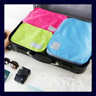 Suit Case Luggage Organizer Travel Pouch Organizer - Travel Mesh Bag