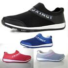 Men Boys Shoes Breathable Round Toe Slip On Sneakers Casual Fashion Driving