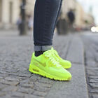 Nike Air Max 90 GS Volt Fierce Green Color Pack Limited QS 307793-700 New Kids