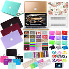 5-IN-1 Thin Laptop Hard Case Soft Sleeve Bag Pouch For MacBook Pro Air 11 13 15
