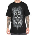 Sullen Clothing Art Collective T-Shirt - Brinkster Badge