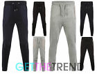 Mens Genetic Apparel Skinny Slim Fit Stretch Joggers Bottoms Pants Trousers
