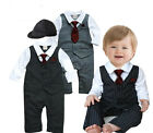 Baby Boy Tuxedo Suit, Formal Pageant for Wedding Christening & Party AU 00 0 1 2