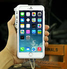 Man Aluminum Metal Hard Frame Bumper Cleave Case Cover For Apple iPhone 6 (4.7)