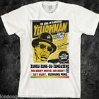 Reggae, Yellowman T-shirt, black uhuru, dancehall, rastafari, suga minott, pulse