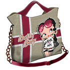 Borsa Betty Boop Fashion Class donna Bag Woman New Shoulder Tracolla Love