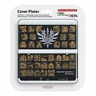 Official Nintendo Cover Plates Monster Hunter B for NEW 3DS *NEW!* + Warranty!