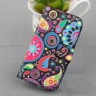 Magnetic Flip Leather Wallet Stand Case For Samsung Galaxy S3 S4 S5 Note 3 4 5