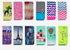 New Colour Present Leather Flip Case Cover with Card Slot For Apple iPhone5C