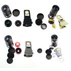 1PC Universal Clip 4in1 Fish eye Macro Wide Angle Lens for iPhone 4s 5S 5C Tide