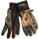Browning Hells Canyon Camo Hunting Gloves for Men Mossy Oak Infinity
