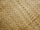 Lauhala Weave Matting Roll- 4' x 8' Commercial Grade-Great for Ceilings Walls