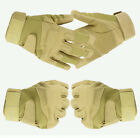 Black Hawk Outdoor Training Racing Full Finger Gloves Military Tactical Gloves