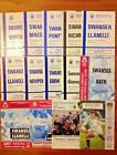 Swansea Rugby Programmes 1977 - 2000