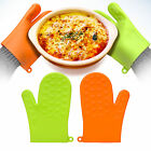 Korea Silicone Oven Glove Grab Pan Pot Kettle Kitchen Cooking Tool Non-Skid 1 P