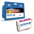 REMANUFACTURED (NON GENUINE) T0803 MAGENTA INK CARTRIDGE FOR EPSON PRINTERS