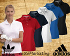 ADIDAS Golf Womens Climalite Basic Polo Sports Shirts Relax Ladies S 2XL a131